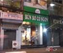 BẢNG HIỆU CÔ NGON