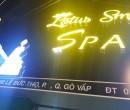 Bảng Hiêu Spa
